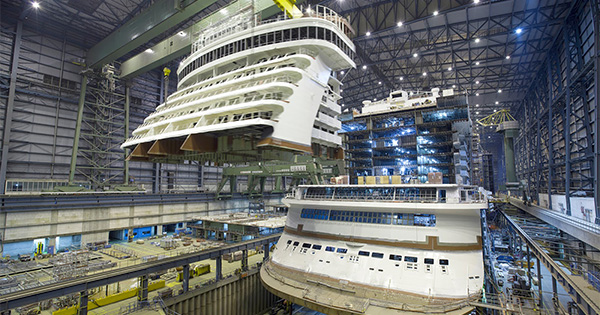 New Chinese Line Dream Cruises Set To Debut New Ship Genting Dream
