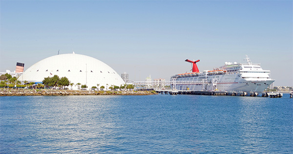 Carnival Cruise Line To Increase Size Of Long Beach Cruise Terminal