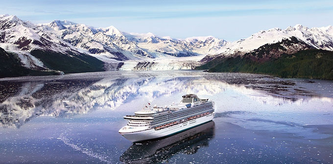 Princess Cruises Reveals Largest Alaska Deployment For 2018