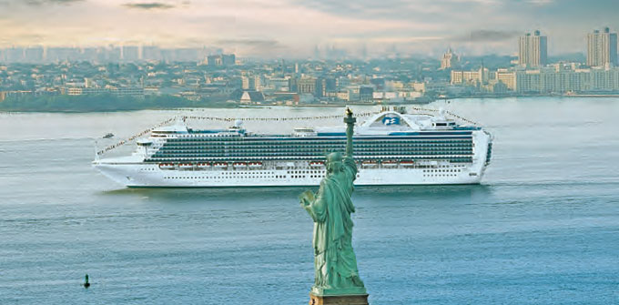 princess cruises reveals largest fall canada  u0026 new england