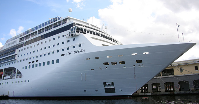 Just Back From Msc Opera First Impressions Cruise Critic