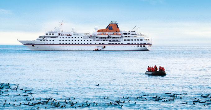 Výsledek obrázku pro hapag lloyd MS Hanseatic