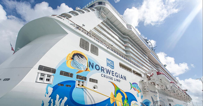 Norwegian Escape Coming To New York In 2018 More Cruise Itineraries Announced