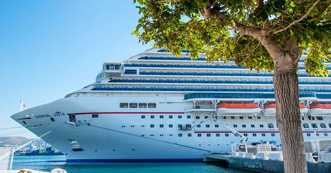 Carnival To Get New Passenger VistaClass Ship In - Carnival cruise ship classes