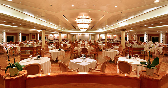 Luxury Cruise Ship Silver Whisper Reveals Refurbishment After Dry Dock
