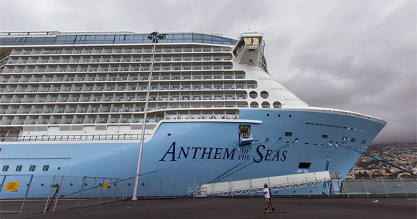 Two Royal Caribbean Ships Delayed By Winter Storm Jonas Royal - Anthem of the seas itinerary