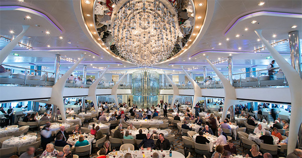 Gratuities / Tipping onboard the Celebrity Eclipse