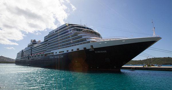Holland Americas Eurodam Debuts New Entertainment Dining And - Eurodam cruise ship