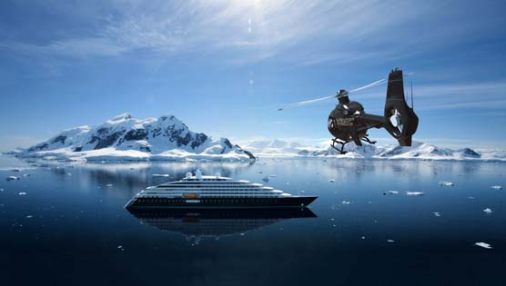 Scenic Opens Bookings For Scenic Eclipse Cruise Ship Scenic