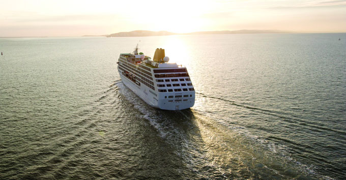 PampO Cruises Partners With Virgin Atlantic For Adonia39s