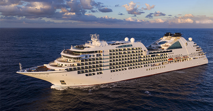 Seabourn Celebrates Float Out Of Seabourn Ovation Cruise Critic - How can cruise ships float