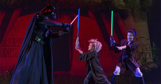Jedi Training: Trials of The Temple