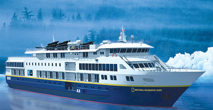 Lindblad Expeditions Delays Launch Of First New Cruise Ship - Cruise ship delayed