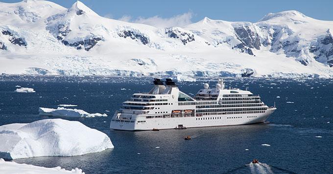 Seabourn Antarctica cruise