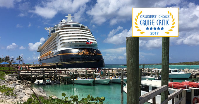 Cruise Critic's 2017 Cruisers' Choice Awards