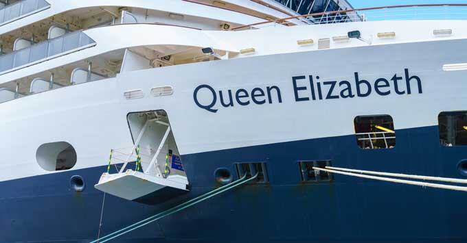 Cunard to Base Queen Elizabeth in Sydney