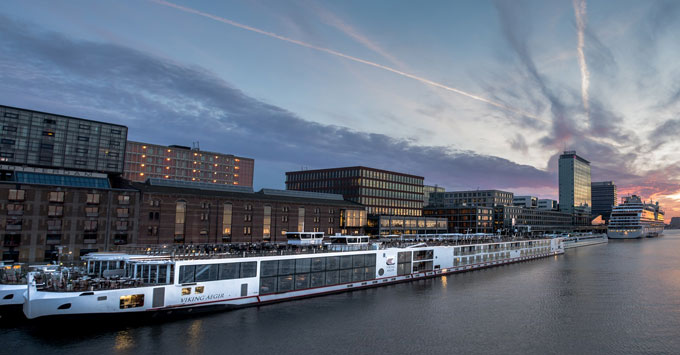 Amsterdam Cruise Port Set For Major Boost With New 900m