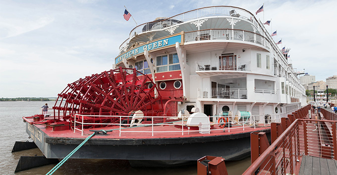 American Queen Emerges From Dry Dock With New Suites
