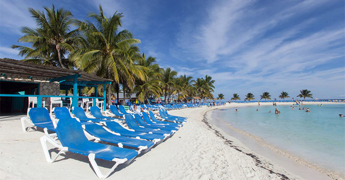 Royal Caribbean Signs Investment Agreement With Bahamas Plans To - Coco cay weather