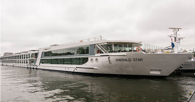 Emerald Waterways Provides River Cruise Guarantee For Water Level - Emerald river cruise ship