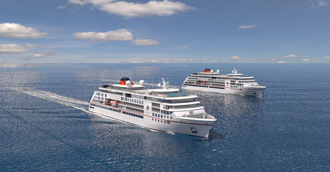 HapagLloyd Cruises Names Two New Expedition Ships Cruise Critic - Names for cruise ships