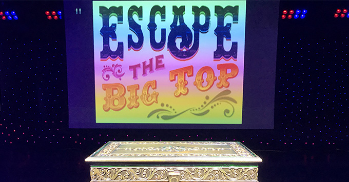 Escape to the Top