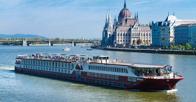 The River Cruise Line's Serenity