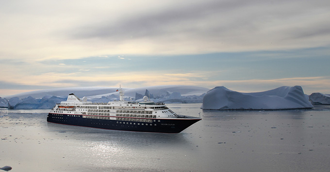 Silver Cloud Cancels Maiden Expedition Cruise To Antarctica - Cruise ship silver cloud