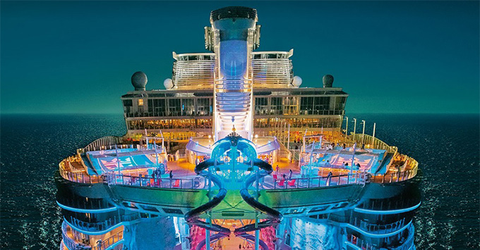 Royal Caribbean Names Newest Cruise Ship Symphony Of The Seas Announces Miami Homeport