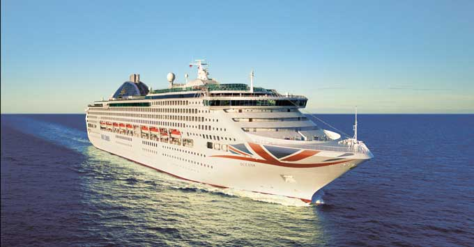 PampO Cruises To Base Oceana In Dubai In 2019  PampO Cruises