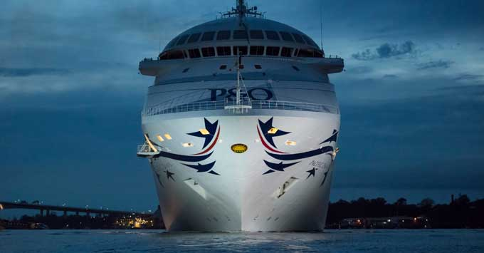 Pacific Dawn Reveals New Look After Refurbishment Two