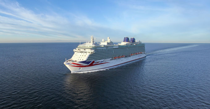 P&O increases gratuity