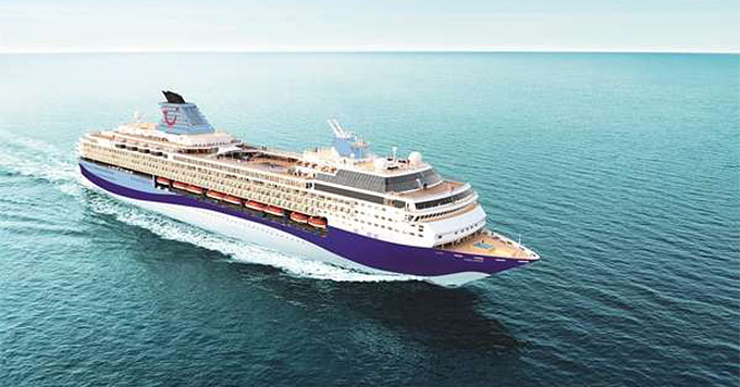Thomson Cruises Reveals Details On Entertainment Line Up For New Ships - Pictures of thomson dream cruise ship