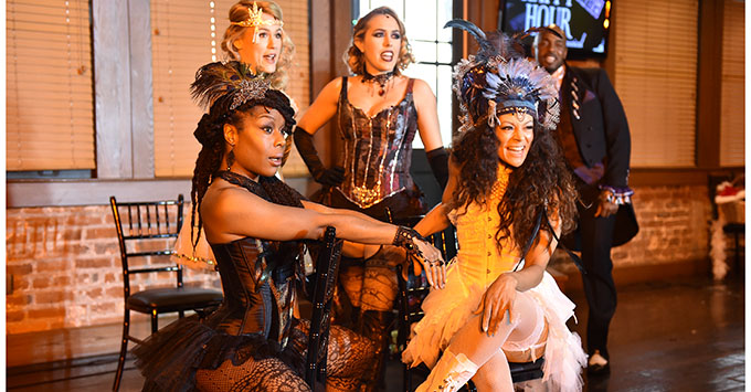 Happy Hour Prohibition, the Musical will also be featured on Norwegian Bliss