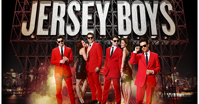 Norwegian Cruise Line added Jersey Boys to the entertainment line up for Norwegian Bliss