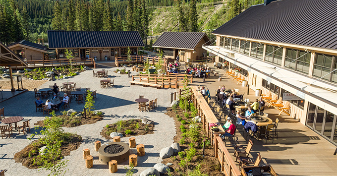 Αποτέλεσμα εικόνας για Holland America Line to introduce Filson Alaska retail store at Denali Square Complex