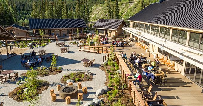 Αποτέλεσμα εικόνας για Holland America Line to introduce Filson Alaska retail store at Denali Square Complex