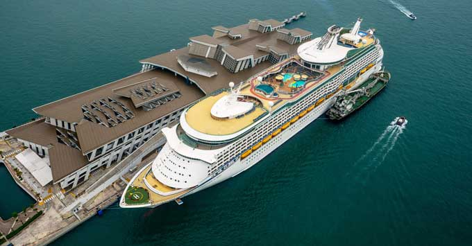 All change: Royal Caribbean switches ships and homeports ...