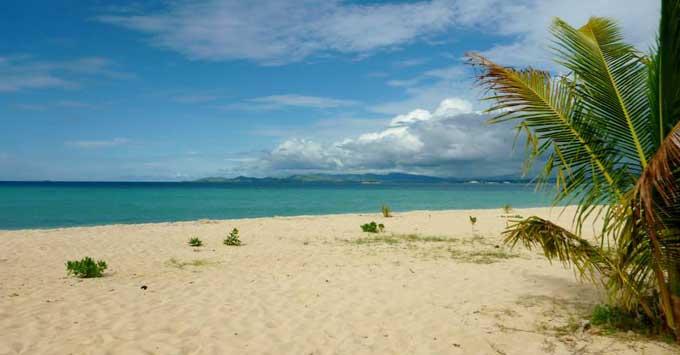 Fiji shore excursion