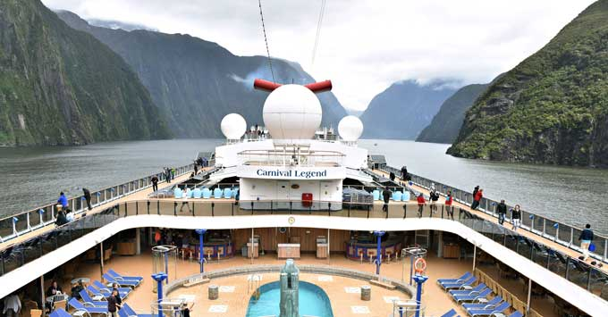 Carnival Launches 2018 19 Australian Cruises Including