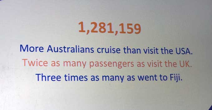 CLIA annual report Australia