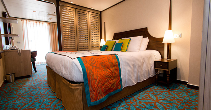 Carnival S Newest Cruise Ship To Have New Cabin Category For Families More Havana Cabins