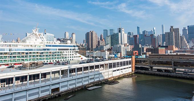 New York Cruise Terminals Receive 38 5 Million Investment