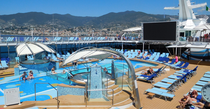 Just Back From Thomson Cruises Tui Discovery 2 Hits Amp Misses