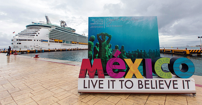 us state department issues new warning for travelers to mexico includes cruise ports