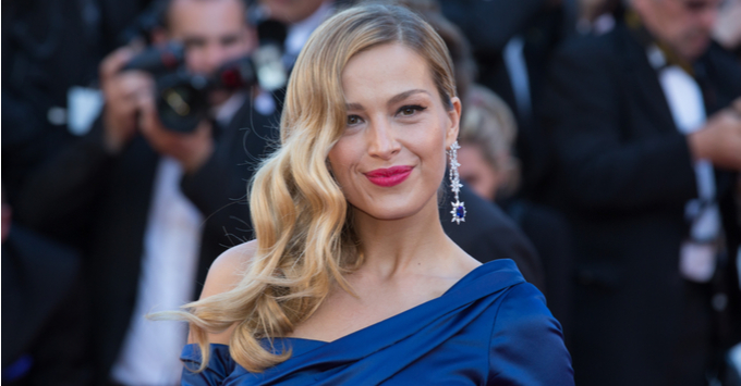 Petra Nemcova has been selected by U by Uniworld as a Millennial Cruise Line 'Angel'