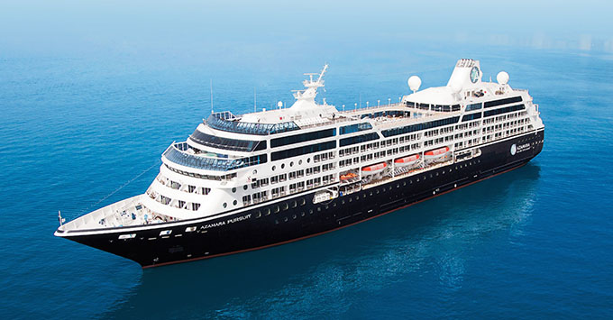 Azamara Acquires POs Adonia Cruise Ship Set To Be Rebranded As - Adonia cruise ship