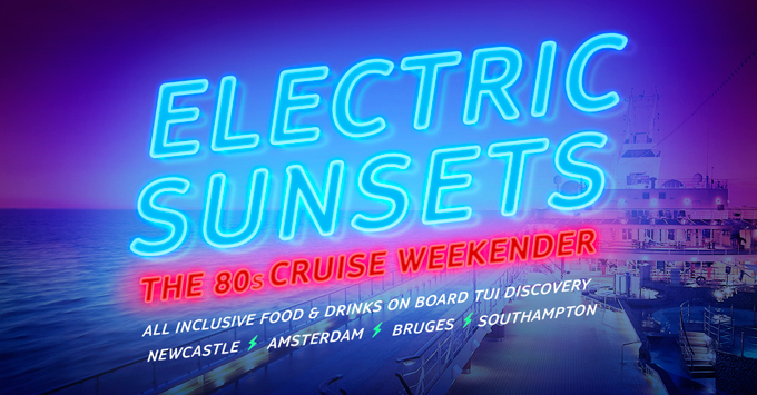 Thomson Cruises' Electric Sunsets Weekender
