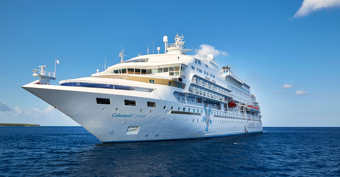 Celestyal Cruises To Feature Again In Quot Cruising With Jane