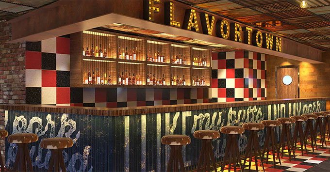 New Carnival Cruise Ship To Introduce Guy Fieri Barbeque And Beer Venue